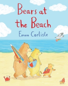Bears at the Beach, Hardback Book