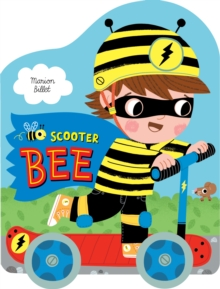 Scooter Bee, Hardback Book