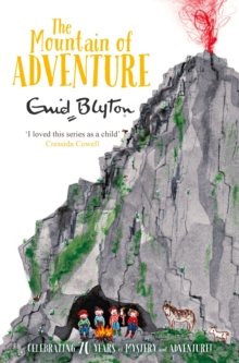 The Mountain of Adventure, Paperback Book