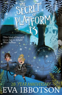 The Secret of Platform 13, Paperback Book