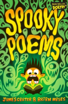 Spooky Poems, Paperback Book