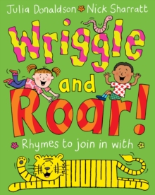 Wriggle and Roar, Paperback Book