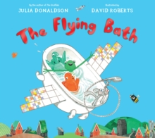The Flying Bath, Paperback Book