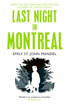 Last Night in Montreal, Paperback Book
