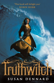 Truthwitch, Hardback Book
