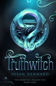Truthwitch, Paperback Book