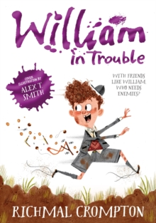 William in Trouble, Paperback Book