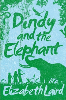Dindy and the Elephant, Hardback Book