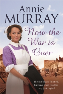 NOW THE WAR IS OVER, Hardback Book