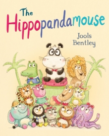 The Hippopandamouse, Paperback Book