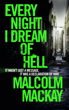 Every Night I Dream of Hell, Paperback Book