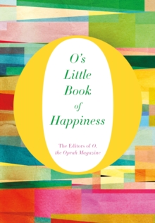 O's Little Book of Happiness, Hardback Book