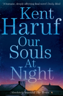 Our Souls at Night, Paperback Book