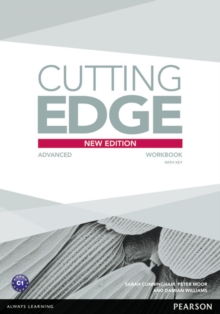 Cutting Edge Advanced Workbook with Key, Paperback Book