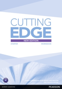 Cutting Edge : Starter Workbook without Key, Paperback Book