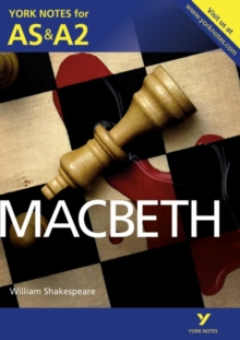 Macbeth: York Notes for AS & A2, Paperback Book