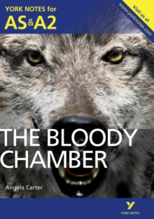 The Bloody Chamber: York Notes for AS & A2, Paperback Book