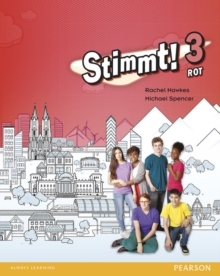 Stimmt! 3 Rot Pupil : Book 3, Paperback Book