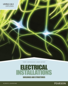 Diploma in Electrical Installations (Buildings and Structures) Candidate Handbook : Level 2 and 3, Paperback Book