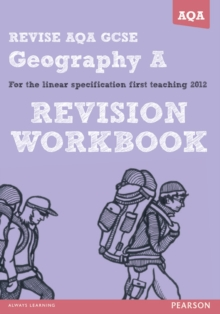 Revise AQA: GCSE Geography Specification A Revision Workbook, Paperback Book