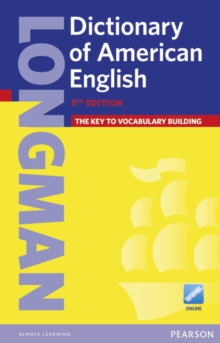Longman Dictionary of American English 5 (HE), Mixed media product Book
