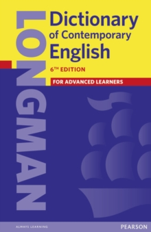 Longman Dictionary of Contemporary English 6, Paperback Book