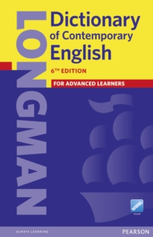 Longman Dictionary of Contemporary English 6 Cased and Online