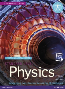 Pearson Baccalaureate Physics Standard Level Bundle for the IB Diploma, Mixed media product Book