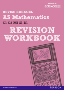 Revise Edexcel: As Mathematics Revision Workbook, Paperback Book