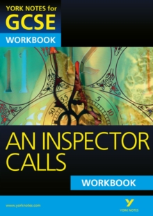 An Inspector Calls: York Notes for GCSE Workbook (Grades A*-G), Paperback Book
