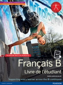 Pearson Baccalaureate Francais B New Bundle (Not Pack), Mixed media product Book