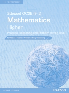 Edexcel GCSE (9-1) Mathematics: Higher Practice, Reasoning and Problem-Solving Book, Paperback Book