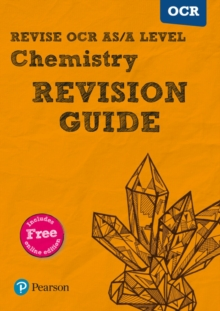 REVISE OCR AS/A Level Chemistry Revision Guide, Mixed media product Book