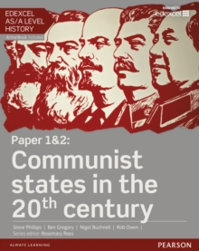 Edexcel as/A Level History, Paper 1&2: Communist States in the 20th Century Student Book + Activebook, Mixed media product Book