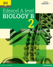 Edexcel A Level Biology B Student Book 2 + Activebook, Mixed media product Book