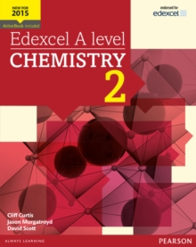 Edexcel A Level Chemistry Student Book 2 + Activebook, Mixed media product Book