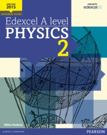 Edexcel A Level Physics Student Book 2 + Activebook, Mixed media product Book