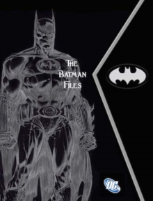 The Batman Files, Hardback Book