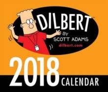DILBERT 2018 DAYTODAY CALENDAR,  Book