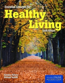 Essential Concepts For Healthy Living, Paperback Book