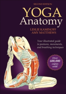 Yoga Anatomy-2nd Edition, Paperback Book