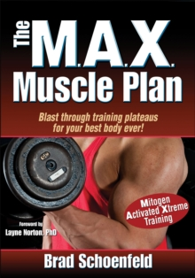 M.A.X. Muscle Plan, The, Paperback Book