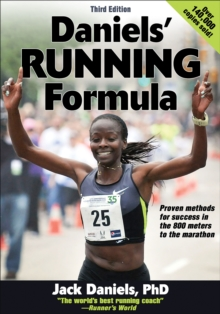 Daniels' Running Formula-3rd Edition, Paperback Book