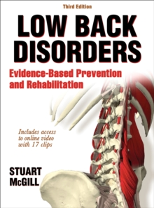Low Back Disorders-3rd Edition With Web Resource : Evidence-Based Prevention and Rehabilitation, Hardback Book