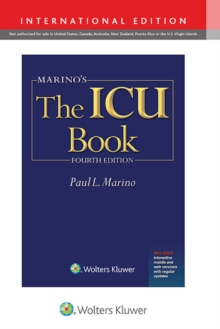 Marino's The ICU Book International Edition, Paperback Book
