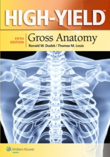 High-Yield (TM) Gross Anatomy, Paperback Book
