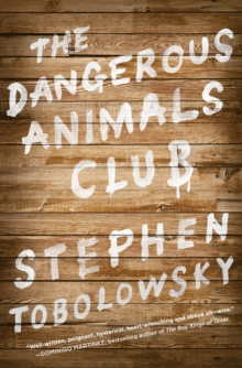 The Dangerous Animals Club, Paperback Book