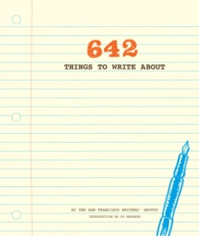 642 Things to Write, Record book Book