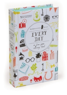 Every Day :  A Five-Year Memory Book, Calendar Book
