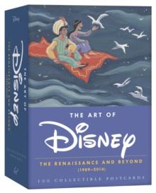 Art of Disney 2015 Postcard Box
